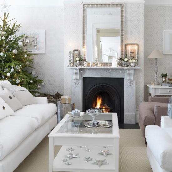 как украсить дом к новому году и рождеству