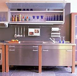 Фото кухня буфет