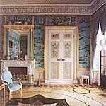 Дворцовый интерьер (Екатерининский дворец. Петергоф)