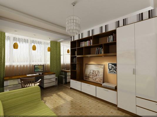 Мебель для комнаты подростка - Комната