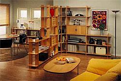 Зонирование пространства в малогабаритной квартире