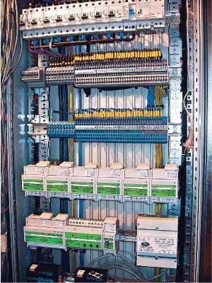 Автоматизация систем электроснабжения.