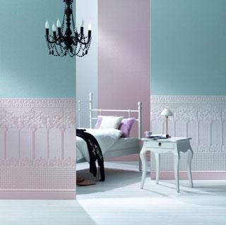 Обои или покраска стен, что выбрать?