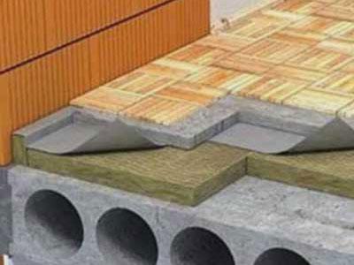утепление бетон