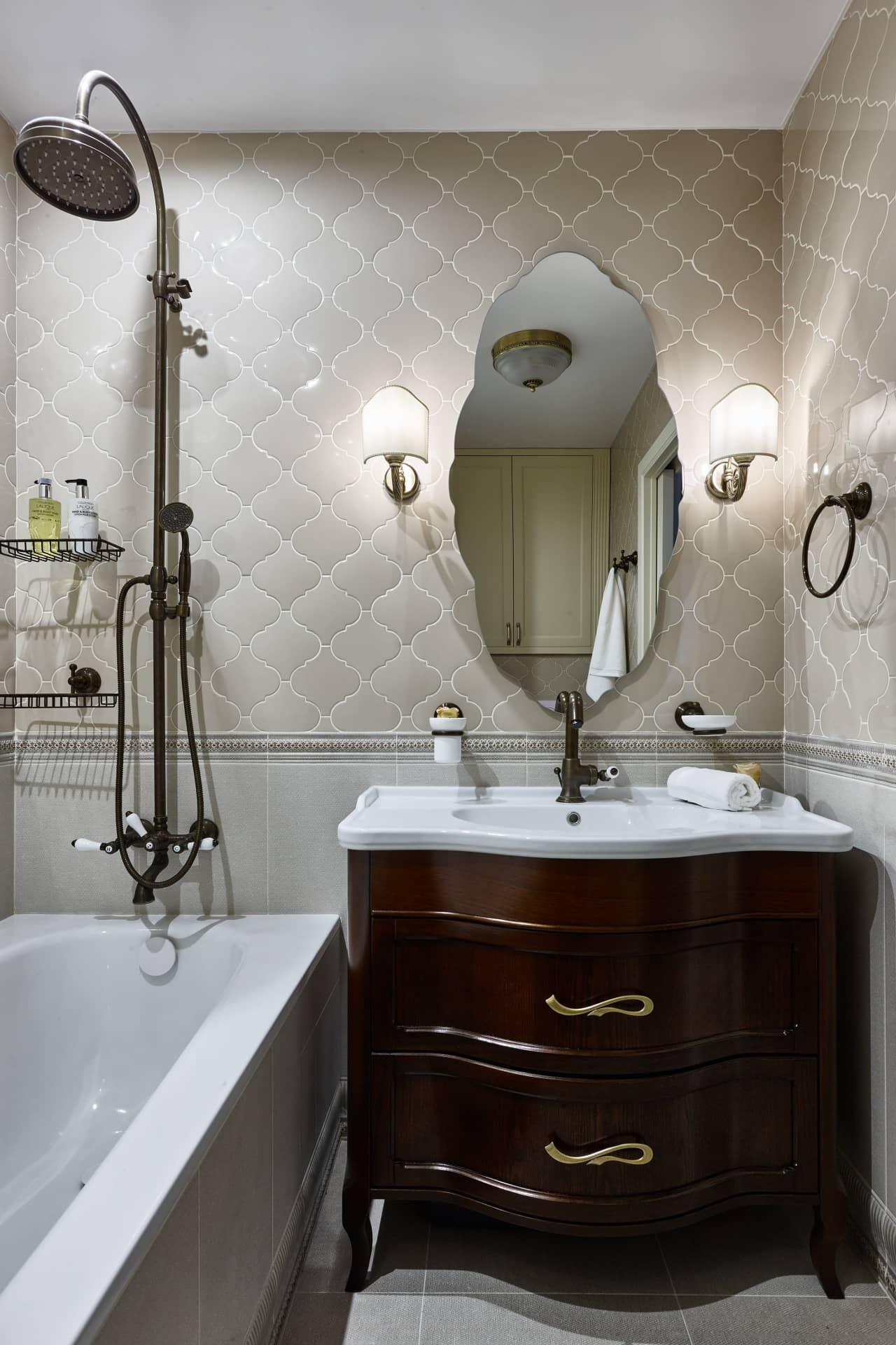Ремонт ванной комнаты в квартире в Москве