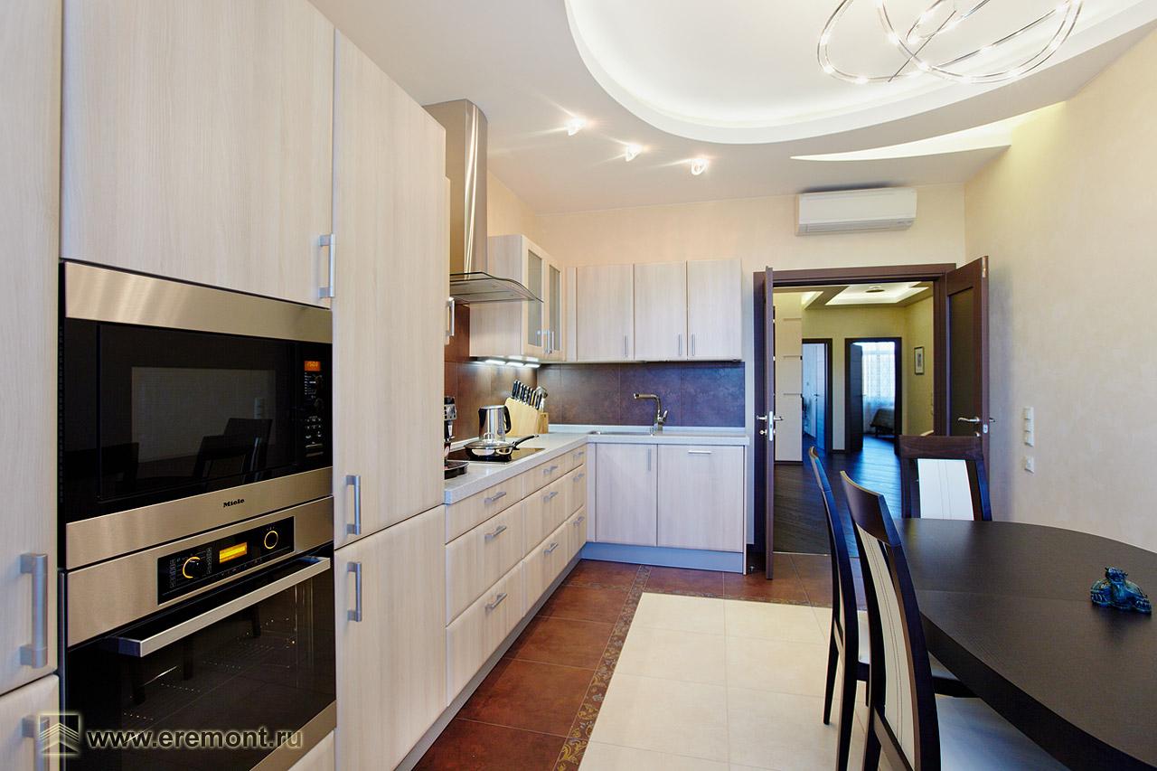 Дизайн интерьера в однокомнатной квартире: фото и дизайн ...