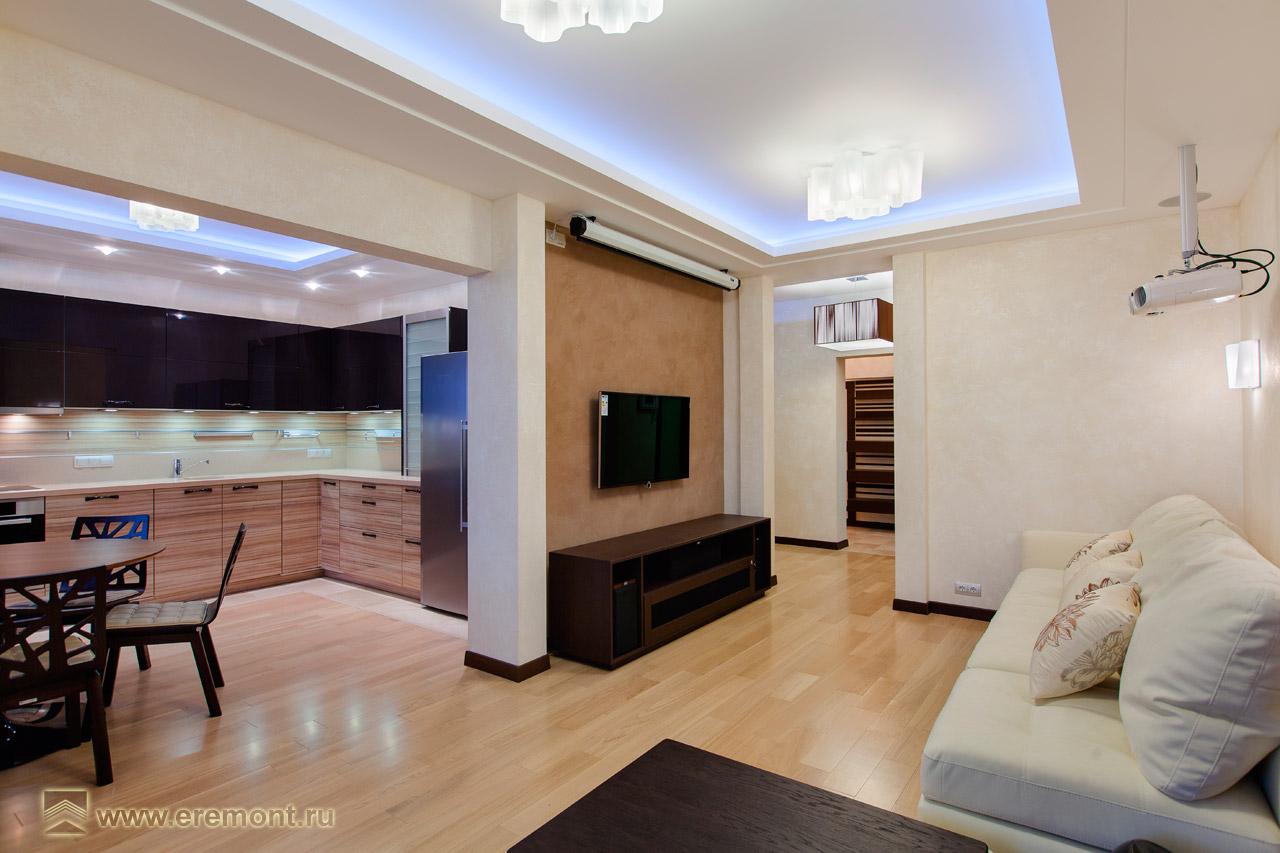 """Дизайн и ремонт квартиры квартира в мытищах от компании """"вир."""