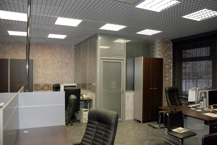 Условия успешного ремонта офиса