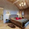 Дизайн интерьера спальни дом в стиле прованс