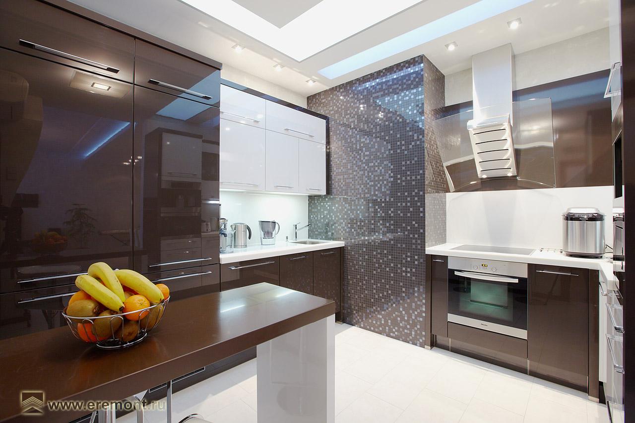 Дизайн интерьера кухни 2017 года 260 фото