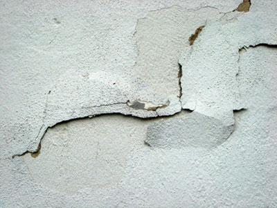 ремонт штукатурки фасада цементным раствором