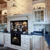 Дизайн интерьера кухни для загородного дома