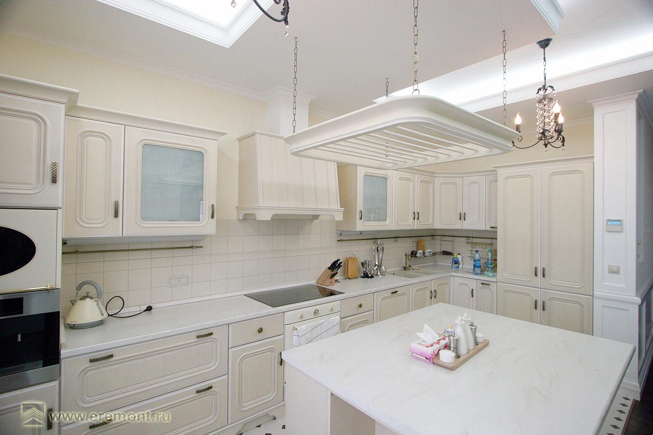 Дизайн гостевой кухни